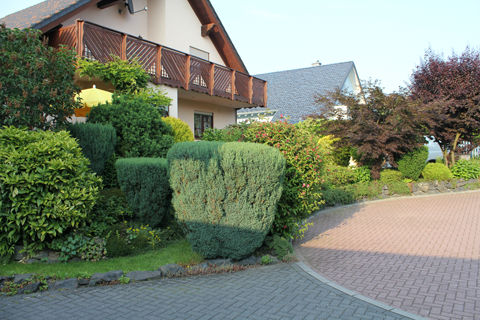 Gartenanlage in Bonn