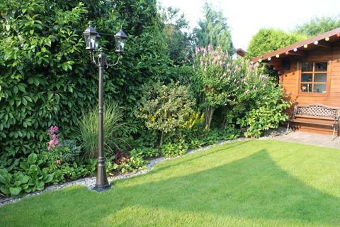 Gartenanlage in Siegburg